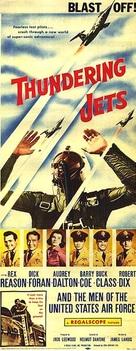 Thundering Jets - Movie Poster (xs thumbnail)