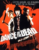 Dance of the Dead - French Movie Poster (xs thumbnail)