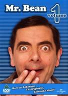 """Mr. Bean"" - Danish DVD cover (xs thumbnail)"