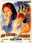 Au coeur de la Casbah - French Movie Poster (xs thumbnail)