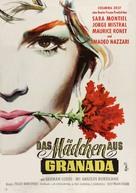 Carmen la de Ronda - German Movie Poster (xs thumbnail)