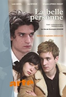 La belle personne - French Movie Poster (xs thumbnail)