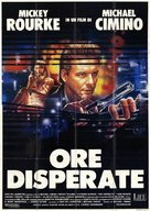 Desperate Hours - Italian Movie Poster (xs thumbnail)
