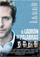 The Words - Spanish Movie Poster (xs thumbnail)