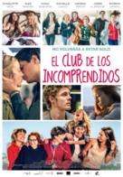 El club de los incomprendidos - Spanish Movie Poster (xs thumbnail)
