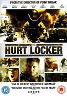 The Hurt Locker - British DVD cover (xs thumbnail)
