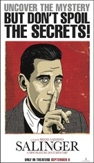 Salinger - Movie Poster (xs thumbnail)