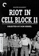 Riot in Cell Block 11 - DVD cover (xs thumbnail)