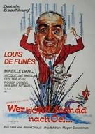 Pouic-Pouic - German Movie Poster (xs thumbnail)