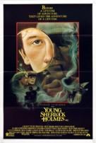 Young Sherlock Holmes - Australian Movie Poster (xs thumbnail)