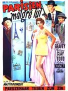 Totò a Parigi - Belgian Movie Poster (xs thumbnail)