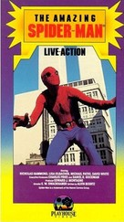 """The Amazing Spider-Man"" - VHS cover (xs thumbnail)"