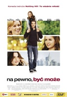 Definitely, Maybe - Polish Movie Poster (xs thumbnail)