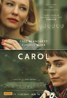 Carol - Australian Movie Poster (xs thumbnail)