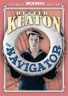 The Navigator - DVD cover (xs thumbnail)