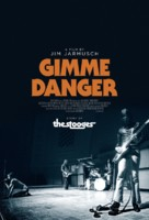 Gimme Danger - British Movie Poster (xs thumbnail)