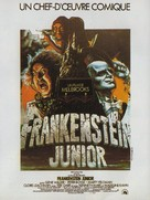 Young Frankenstein - French Movie Poster (xs thumbnail)