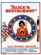 Alice's Restaurant - Belgian Movie Poster (xs thumbnail)