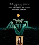 Escape From Alcatraz - German Blu-Ray movie cover (xs thumbnail)