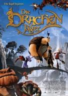 Chasseurs de dragons - German Movie Poster (xs thumbnail)