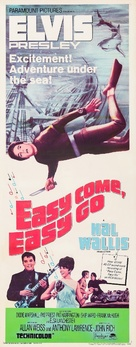 Easy Come, Easy Go - Movie Poster (xs thumbnail)