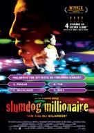 Slumdog Millionaire - Swedish Movie Poster (xs thumbnail)