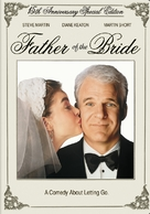 Father of the Bride - DVD cover (xs thumbnail)