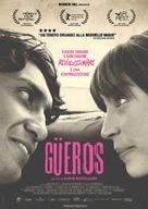 Güeros - Italian Movie Poster (xs thumbnail)