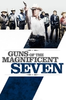 Guns of the Magnificent Seven - Movie Cover (xs thumbnail)