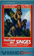 Mistress of the Apes - Spanish VHS cover (xs thumbnail)