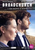 """Broadchurch"" - British DVD movie cover (xs thumbnail)"