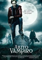 Cirque du Freak: The Vampire's Assistant - Italian Movie Poster (xs thumbnail)