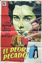 Confession - Argentinian Movie Poster (xs thumbnail)