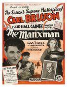 The Manxman - British Movie Poster (xs thumbnail)
