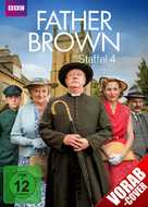 """""""Father Brown"""" - German DVD movie cover (xs thumbnail)"""