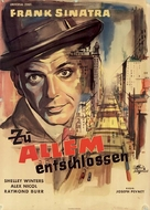 Meet Danny Wilson - German Movie Poster (xs thumbnail)
