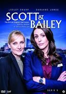 """Scott & Bailey"" - Dutch DVD movie cover (xs thumbnail)"