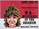 W.R. - Misterije organizma - British Movie Poster (xs thumbnail)
