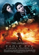 Eagle Eye - German Movie Poster (xs thumbnail)