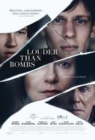 Louder Than Bombs - Movie Poster (xs thumbnail)