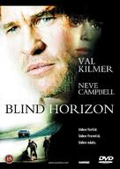 Blind Horizon - Danish poster (xs thumbnail)