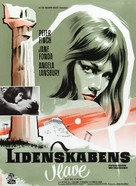 In the Cool of the Day - Danish Movie Poster (xs thumbnail)