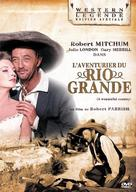 The Wonderful Country - French DVD movie cover (xs thumbnail)