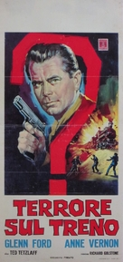 Time Bomb - Italian Movie Poster (xs thumbnail)