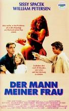 Hard Promises - German VHS movie cover (xs thumbnail)