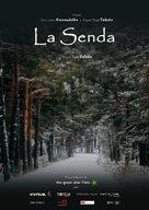 La senda - Spanish Movie Poster (xs thumbnail)