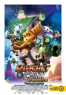 Ratchet and Clank - Hungarian Movie Poster (xs thumbnail)