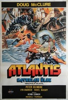 Warlords of Atlantis - Turkish Movie Poster (xs thumbnail)