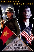The Iron Triangle - VHS cover (xs thumbnail)