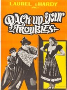 Pack Up Your Troubles - Indian Movie Poster (xs thumbnail)